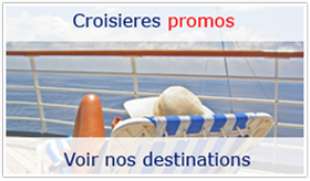 croisieres promotions